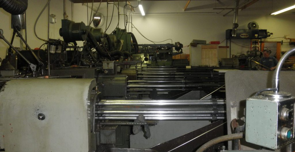 threaded product manufacturing in oregon